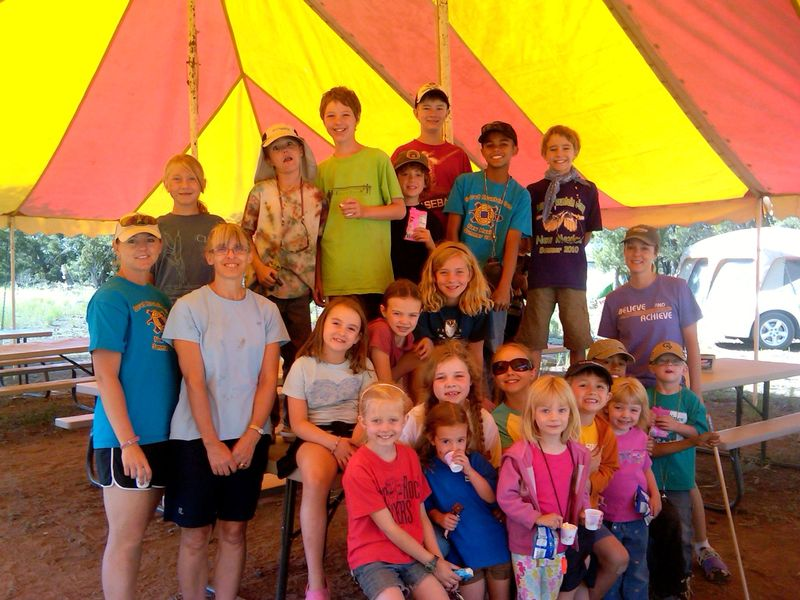 Family Mission Trip 2010- The Kids