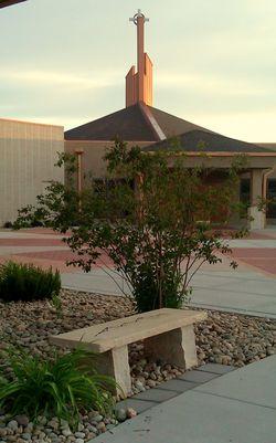 Ken Jansen Memorial Bench; 2012-0520