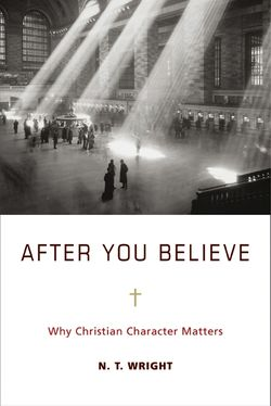 After You Believe; Cover art