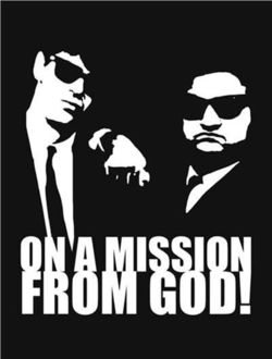 Blues Bros; On a Mission from God