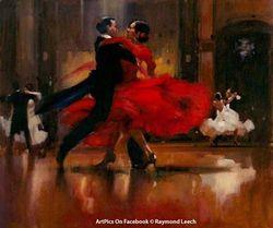 Dance4- Raymond Leech