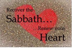Sabbath series Title