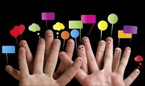 Conversation hands