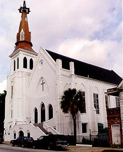 Emmanuel AME- Charleston
