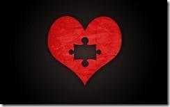 Missing Piece; Heart