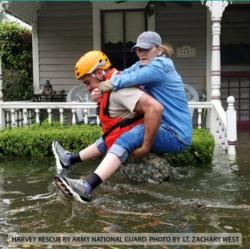 Hurricane Harvey Relief PDA
