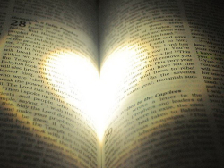 Bible; Heart & Light