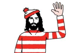 Where's Jesus
